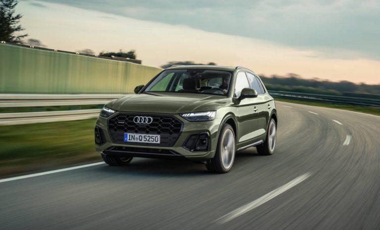 Audi Q5: Umfassendes Facelift für SUV-Bestseller