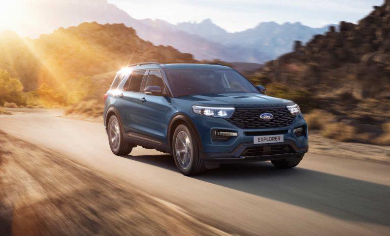 Ford Explorer: Ein Stück Amerika für Europa