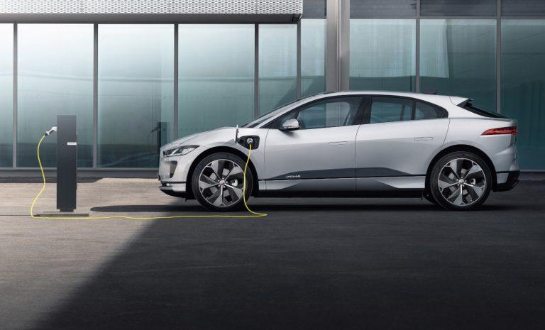 Jaguar I-Pace: Endlich schnelleres Laden möglich