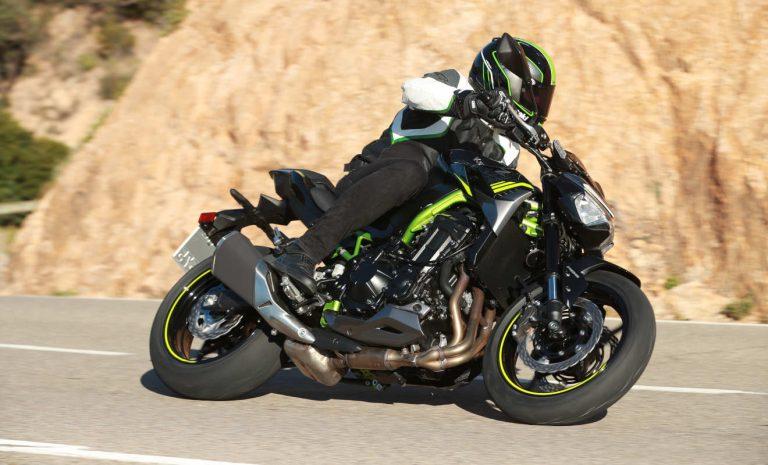 Kawasaki Z900: Gemacht für viel Kurvenspaß