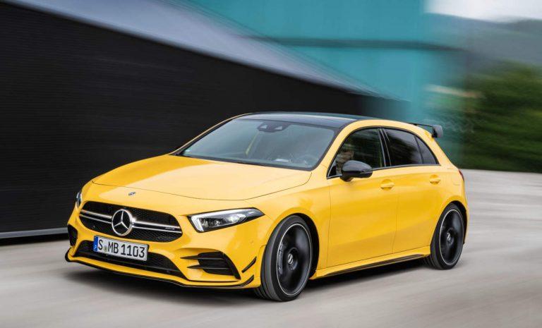 Mercedes-AMG A35: Am wenigsten unvernünftig