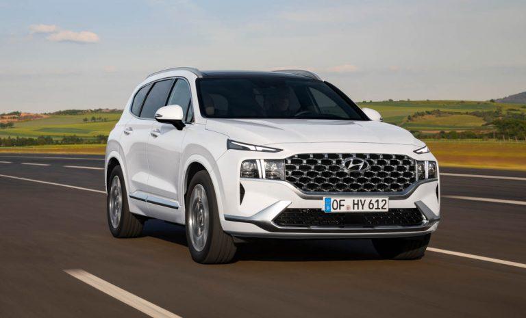 Hyundai Santa Fe: Effizienter dank Elektrifizierung