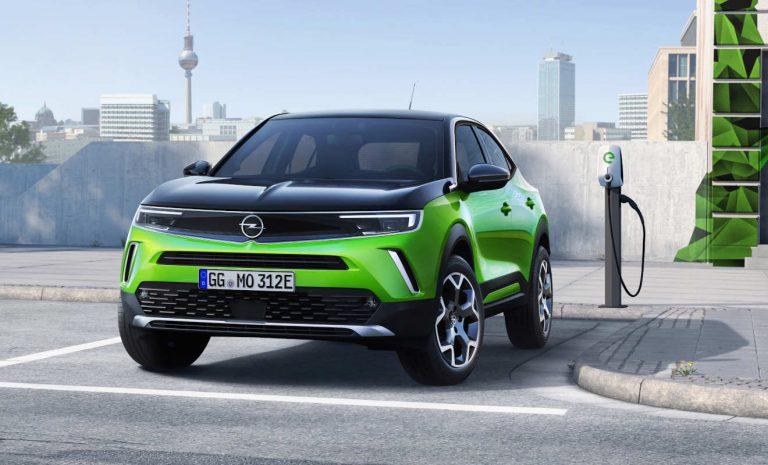Opel Mokka-e: Elektrisch durchstarten