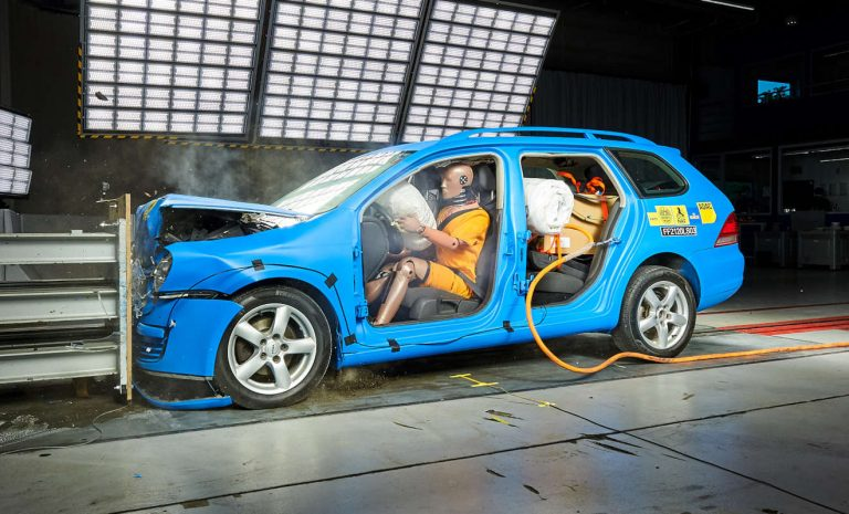 Gefährliche Unachtsamkeit: Auto richtig beladen