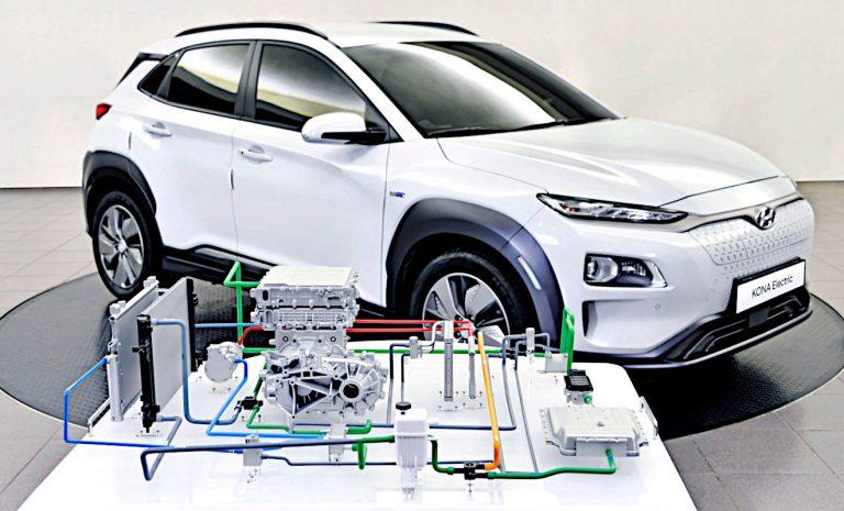 Hyundai: Fast konstante Reichweite auch bei Kälte