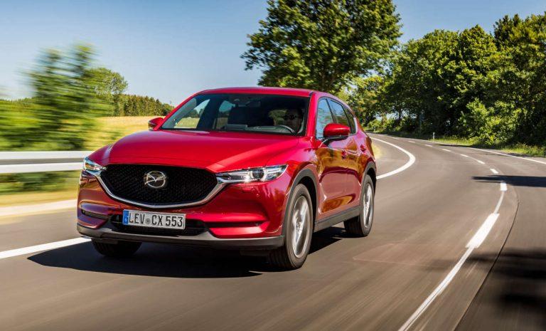 Mazda CX-5: Facelift für den Bestseller