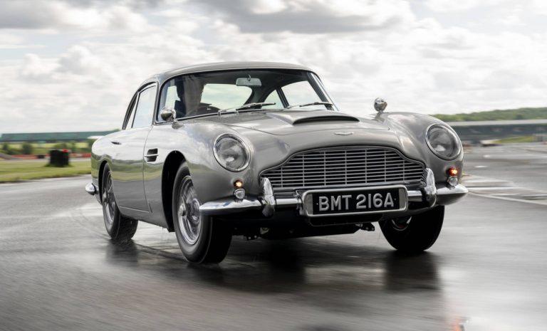 Aston Martin DB5: Ein Freund von 007