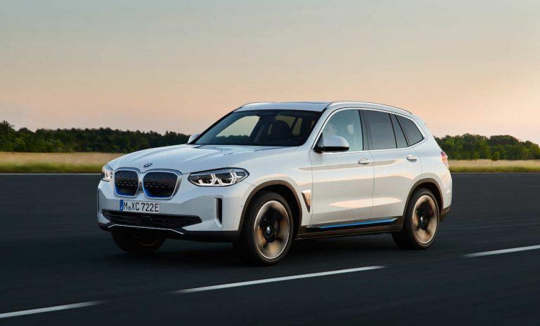 BMW iX3: Noch ein weiteres Elektro-SUV
