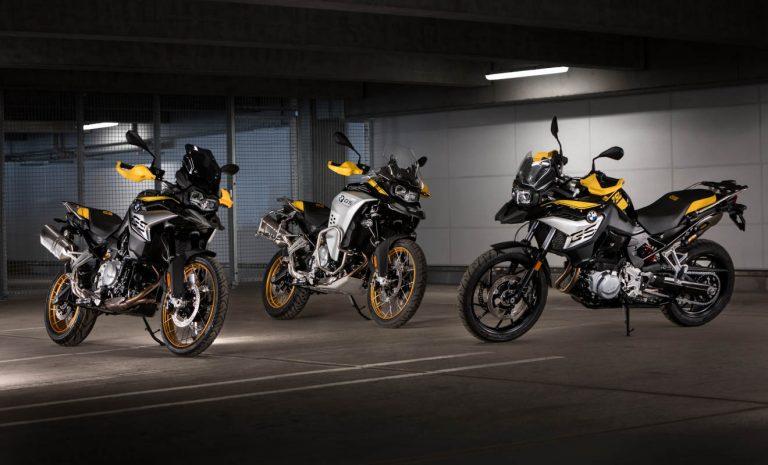 BMW: Facelift für Mittelklasse-Enduros