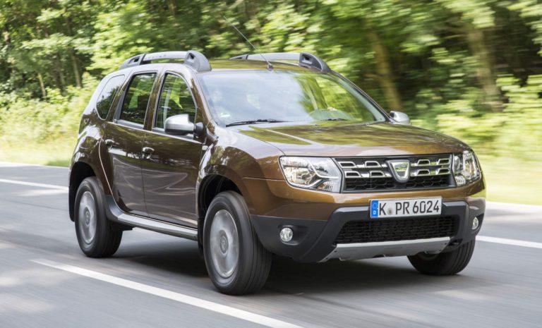 Dacia Duster: Als Gebrauchter mit Problemen beim TÜV