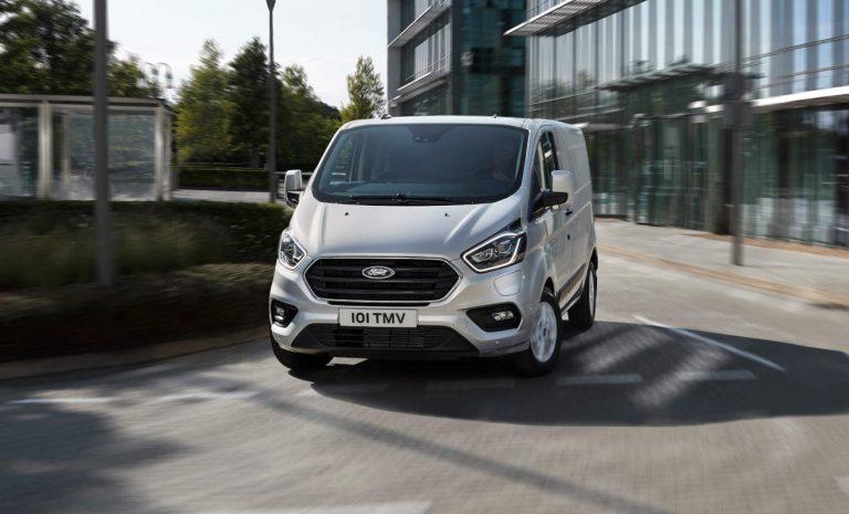 Ford bietet Geofencing für Tourneo und Transit