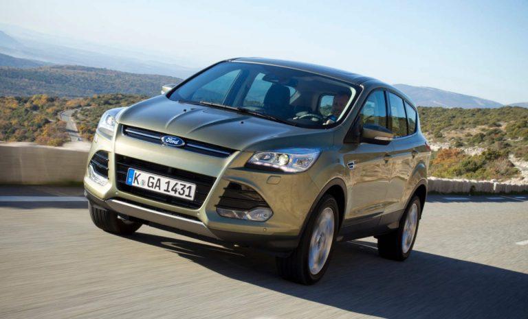 Ford Kuga: Beim TÜV besser als der Durchschnitt