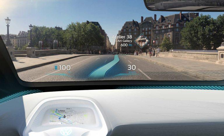 Head-up-Display: Alles Wichtige im Blickfeld des Fahrers