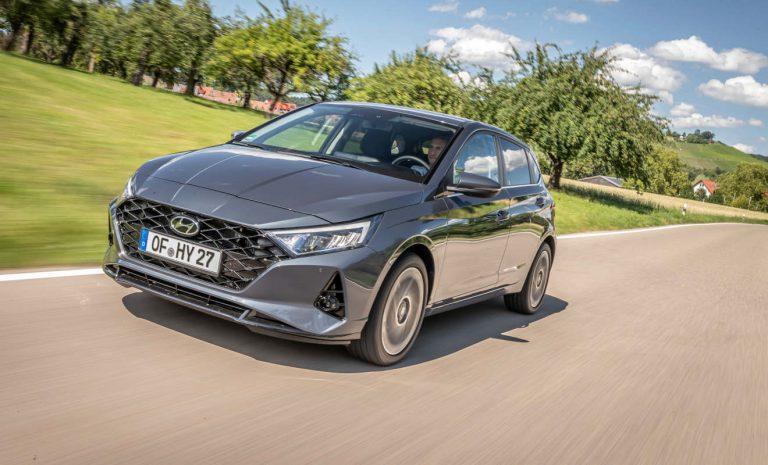 Hyundai i20: Überzeugender Auftritt