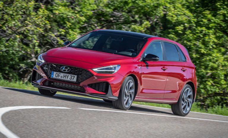 Hyundai i30: Einen Schritt voraus