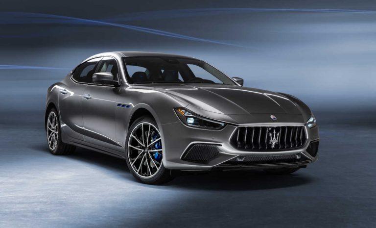 Maserati Ghibli erhält 48-Volt-Bordnetz