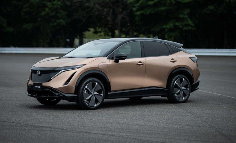 Nissan Ariya: Elektro-SUV mit 500 Kilometer Reichweite