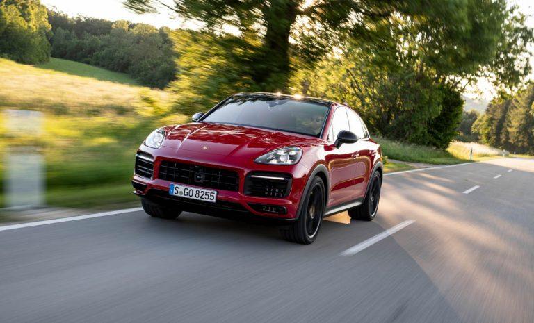 Porsche Cayenne GTS: Für Freunde des Achtzylinders