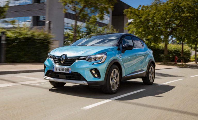 Renault Captur E-Tech: City-SUV als Teilzeitstromer