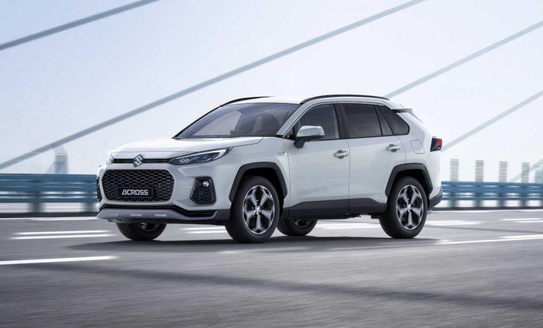Suzuki Across: 75 Kilometer rein elektrisch