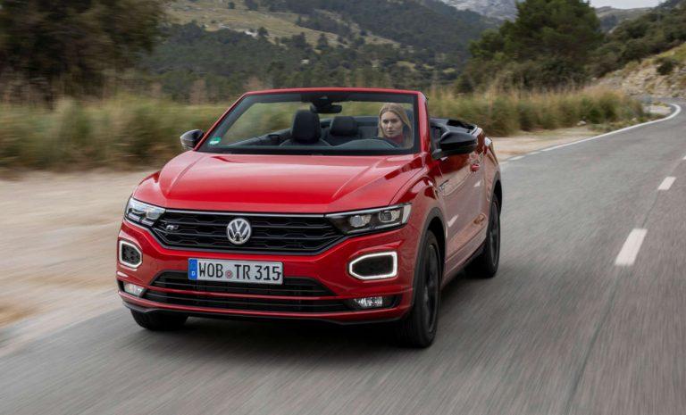 VW T-Roc Cabrio: Offen durch den Sommer