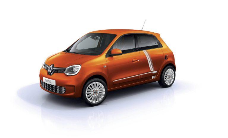 Renault Twingo Z.E.: Zum Start als Sondermodell Vibes