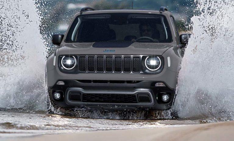Jeep Renegade 4xe: Elektrisch ins Gelände