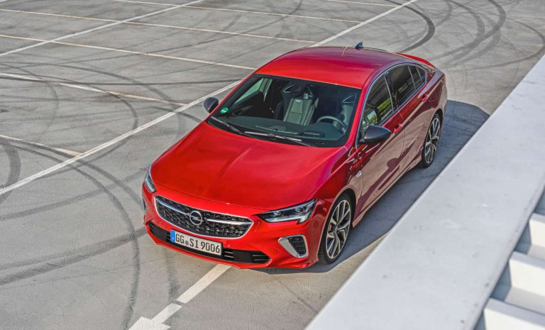 Opel Insignia: Auf Effizienz getrimmt
