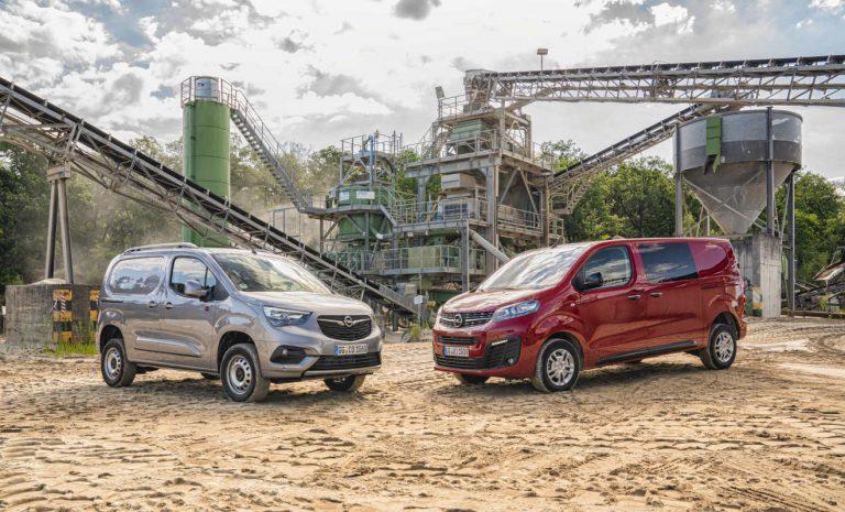 Opel: Nun auch Allrad für Combo und Vivaro