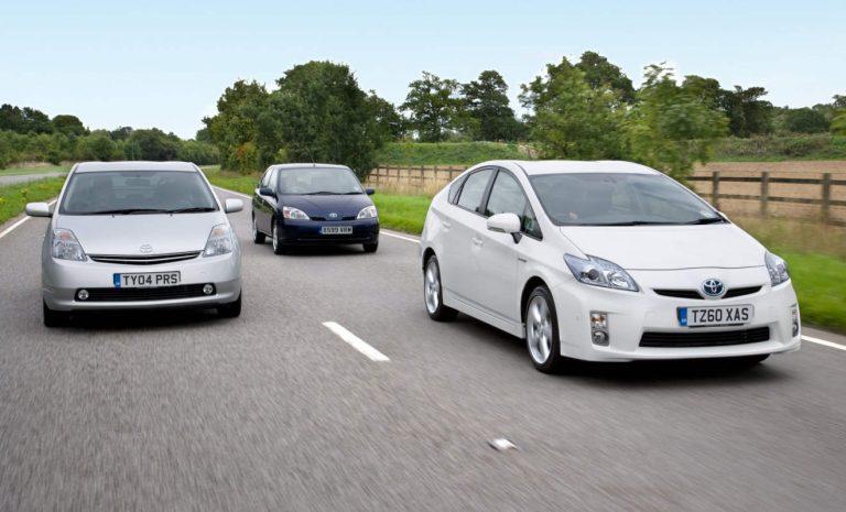 Toyota Prius: Abschied vom Hybrid-Pionier
