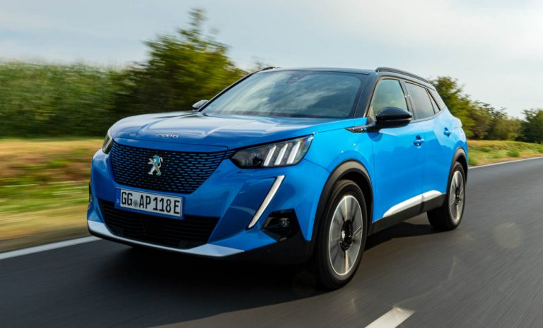 Peugeot e-2008: Ein starker Auftritt