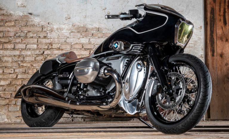 Blechmann BMW R 18: Kunst am Blech