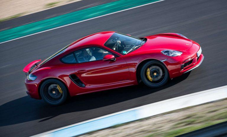 Porsche Cayman GTS: Für gut betuchte Puristen
