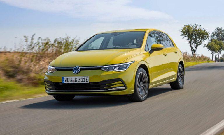 VW Golf eHybrid: Sparsam, wenn man ihn lädt
