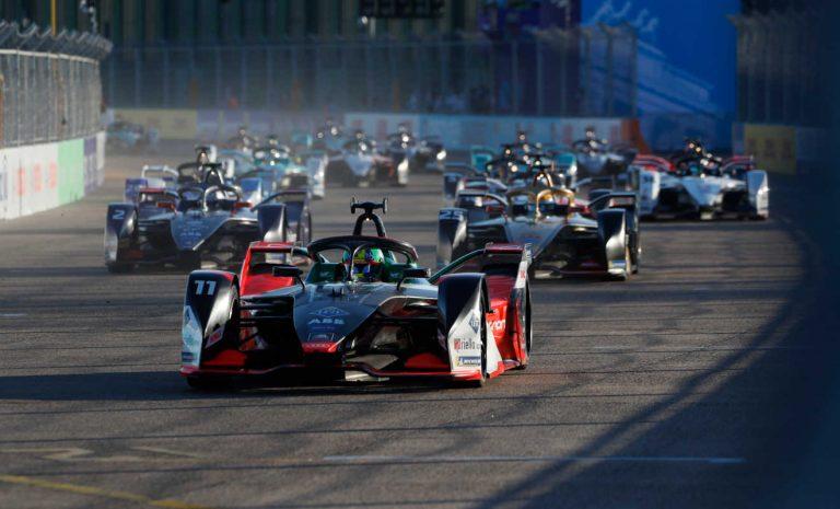 Formel E: Felix Da Costa unterwegs zum Titel
