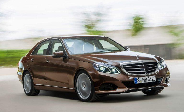 Mercedes E-Klasse: Überdurchschnittlich zuverlässig