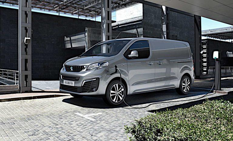 Peugeot e-Expert: Bis zu 330 Kilometer rein elektrisch