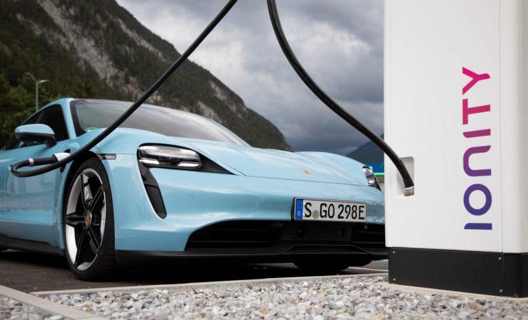 Porsche elektrifiziert sich immer weiter