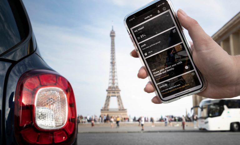 Daimler: Nachfrage nach Carsharing steigt wieder