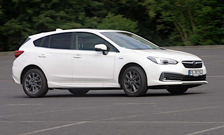 Subaru Impreza e-Boxer: Raus aus der Nische