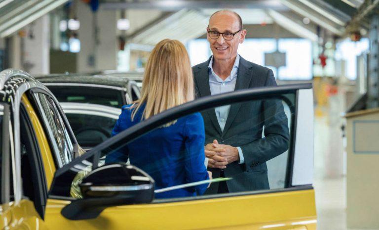 VW startet Produktion des ID.4 in Zwickau