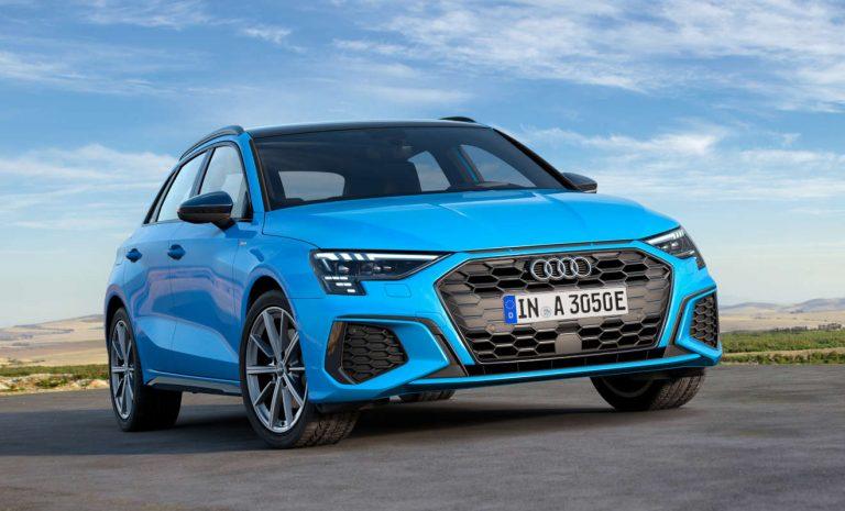 Audi A3 Sportback: 67 Kilometer rein elektrisch