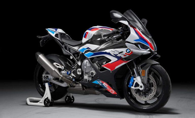 BMW M 1000 RR: Supersportler mit M-Power