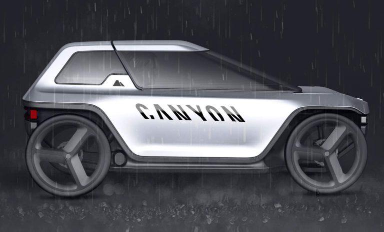 Canyon versucht sich an elektrischem Mikromobil