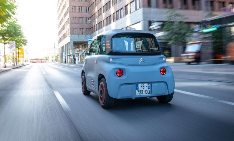 Citroen Ami: Mini-Mobil kostet 7000 Euro