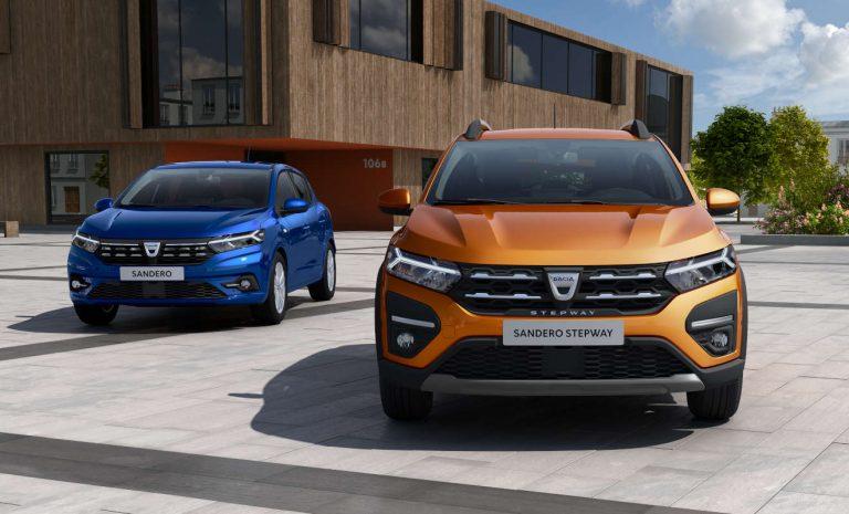 Dacia Sandero: Frisches Design und mehr Ausstattung