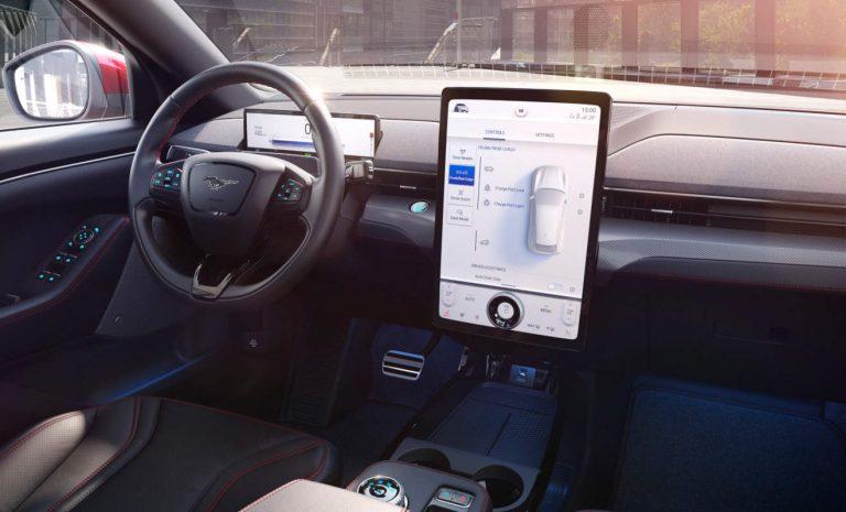 Ford Sync4: Premiere im Mach-E