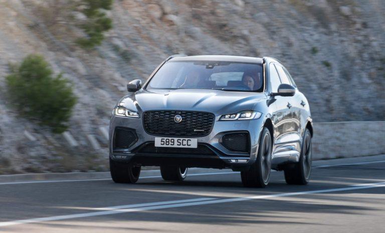 Jaguar F-Pace: Nun auch als Plug-in-Hybrid