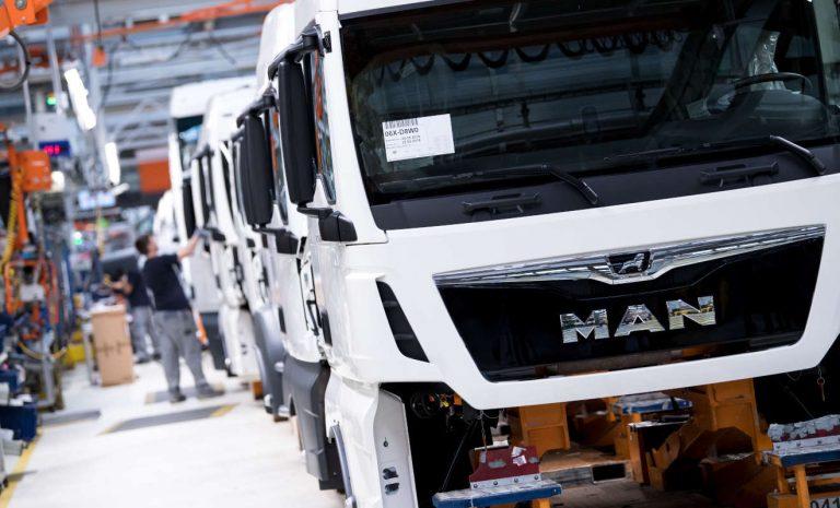 Traton investiert massiv in Elektro-Lkw