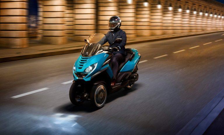Peugeot Metropolis 400: Facelift für den Dreirad-Roller